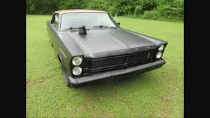 5.9-Litre Cummins Diesel 1965 Ford Galaxie For Sale On Craigslist ...