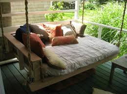 Outstanding Porch Swing Bed