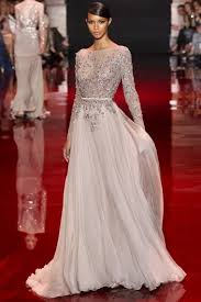 elie saab couture 12 luscious long sleeve wedding dresses for autumn winter brides wedding ireland s top wedding with real weddings