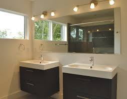lighting : Beautiful Bathroom Mirrors Above Vanity 60 On With ...