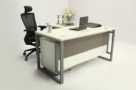 Modern office table Boss Modern Office Table Losangeleseventplanninginfo Ideas For Build Office Table Michelle Dockery