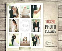 Wedding Collage Templates Photoshop Template Download Google Photo