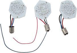impala parts lighting tail lamps classic industries 1958 impala full size led tail back up lamp circuit board set