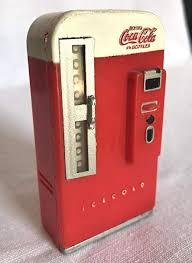 Vintage Vending Machines Stunning Amazon CocaCola 48 Vintage Vending Machine Magnet Music Box