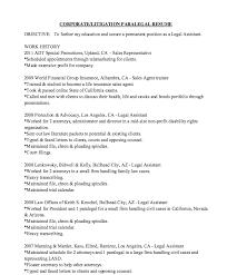 Litigation Paralegal Resume Sample Danetteforda