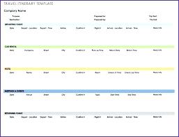 Trip Planner Excel Travel Planning Spreadsheet Trip Planner Excel Travel Flight Planner