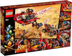 LEGO Ninjago 70677 - Land Bounty