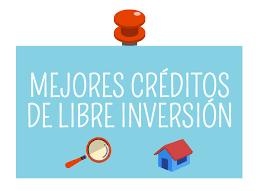 Inversión Créditos Mejores - Libre Rankia De 2019