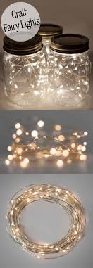 Get Creative with these 44 DIY Mason Jar Crafts. Fairy Lights ...