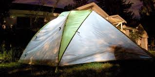 the backng tent we like for camping