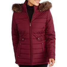 k2-_af5a571d-442c-46c8-9fcc-c3c126f7a7b6. \u201c Faded Glory Women\u0027s Fashion Puffer Coat W/Fur-Trimmed Hood $15 ($29