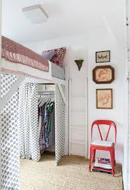 bedroom loft beds with saving space ideas   clever loft beds