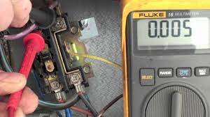 troubleshooting and testing the hvac contactor part 7