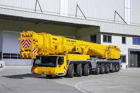 Ltm 1500 8 1 Mobile Crane Liebherr