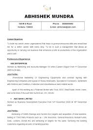 Best Resume Format 2017 Impressive Professional Resume Format Which Is Best 60 Examples Mmventuresco
