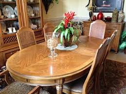 drexel vine dining room set
