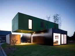 prefab modular home plans awesome glass prefab homes black modular home design by a cero in designs