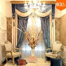 gold curtains living room. aliexpress.com : buy golden and silver luxurious hook hang style living room curtains for restaurant hall valancer blackout color gold palace curtain from n