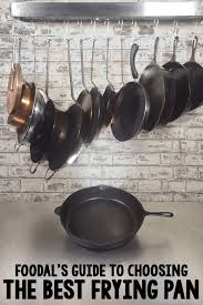 Saucepan Size Chart The Best Frying Pans And Skillets Of 2019 A Foodal Buying