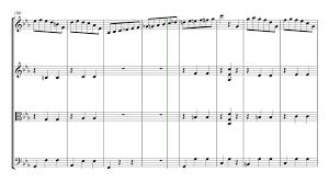 chopin spring waltz sheet music chopin waltz string quartet sheet music youtube