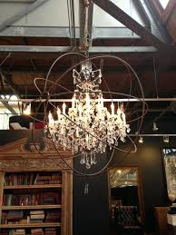 modern industrial chandelier custom vintage cloth cord rustic for inspirations 17