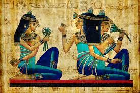 La mujer en Egipto