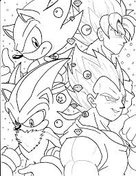 sonic and shadow coloring pages coloring pages sonic sonic coloring pages to print super sonic coloring