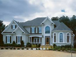 new american house plans. Modren American New American Style 2 Story 4 Bedroomss House Plan With 2940 Total Square  Feet And 3 Full Bathrooms From Dream Home Source Plans And M