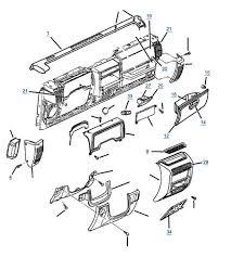 tj wrangler dash parts 4 wheel parts tj wrangler dash parts