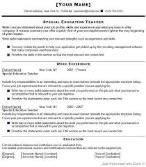 Effective Resume Writing 12 Effective Resume Examples Surprising Writing 10  Sample With Objective Education