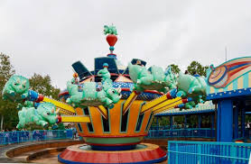 best disney attractions for kids rides