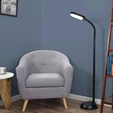dimmer lamp led natural full spectrum sunlight therapy reading floor lamp with dimmer switch by home