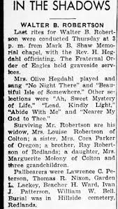 Walter Byron Robertson-Obit-10 Dec 1937-Fri.-The San Bernardino County Sun  - Newspapers.com