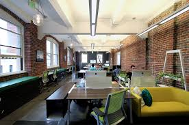 open office ceiling decoration idea. Awesome Open Office Plan Coordinated. Sandbox Design Blitz San Francisco Coordinated Ceiling Decoration Idea N
