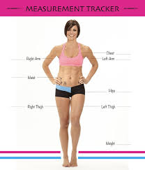 isagenix measurement tracker measurement chart learn how to shrink your measurements even