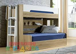 double double bunk beds. Perfect Beds Teejay Bunk Bed Is Great Space Saving Solution For All Rooms The Bunk Can  Be With Double Beds