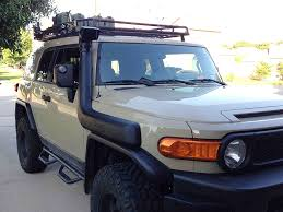 Modifying an FJ Cruiser for Overlanding: Introduction and History ...