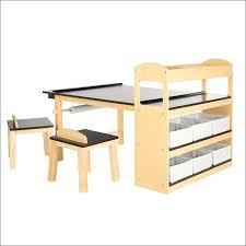 black desk with storage artist table for kids step 2 art table kids art desk with