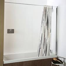 ... Stupendous Shower Curtain Track System Canada Hospital Curtain Track  Ceiling Curved Shower Curtain Rail B&q: