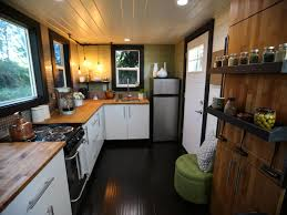 luxury tiny house. Modern Industrial Kitchen From HGTV\u0027s Tiny Luxury House D