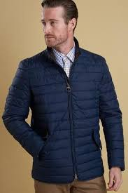 Mens Barbour Sportsquilt from our Quilted Jacket Range - Smyths ... & Barbour Chelsea Baffle mens quilt jacket in Navy/indigo MQU0733IN71 ... Adamdwight.com