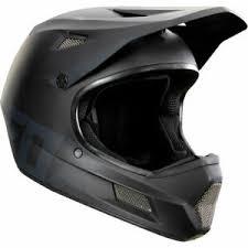 Details About Fox Rampage Comp Full Face Mtb Helmet Matte Black Sizes M L