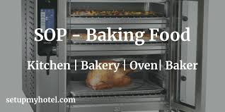 Sop Kitchen Fb Production Baking Food