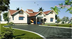 Small Picture Single floor Kerala Home design at 2150 sqft