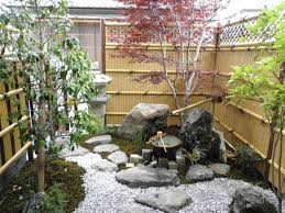 Lawn & Garden:Small Sized Japanese Garden For Small Space Fits In The  Modern House
