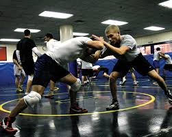what your wrestling workout needs