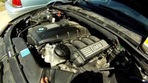 2008 BMW 328i Oil Service - YouTube