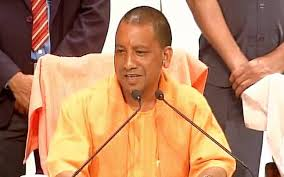 Image result for images of cm yogi adityanath