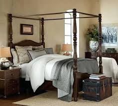 Pottery Barn Canopy Bed Lilangels Furniture Pottery Barn Canopy Bed ...