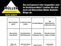 Raubling Keine Langweile Mehr Bullshit Bingo Fürs Großraumbüro